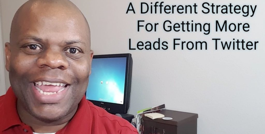 Twitter Lead Generation Strategy For Home Business Owners